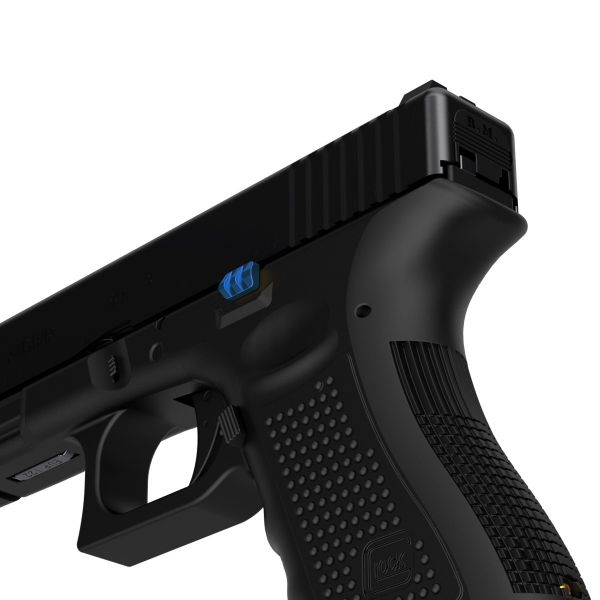 tyrant designs cnc glock extended slide release 2