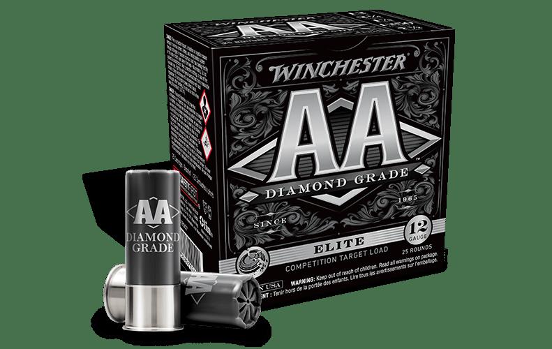 winchester aa diamond grade 12 gauge shotgunshells sporting clays 1