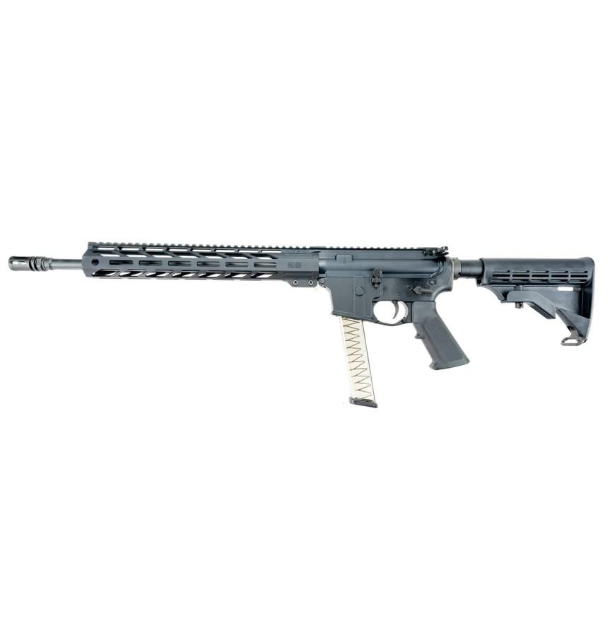 faxon firearms 9mm pcc pistol caliber carbine 9mm AR-9 pistol ar15 2