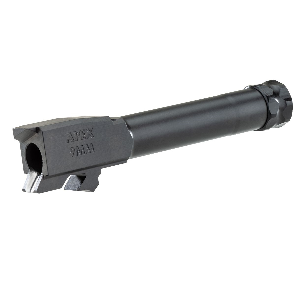APEX TACTICAL RELEASES NEW COMPACT THREADED BARRELS