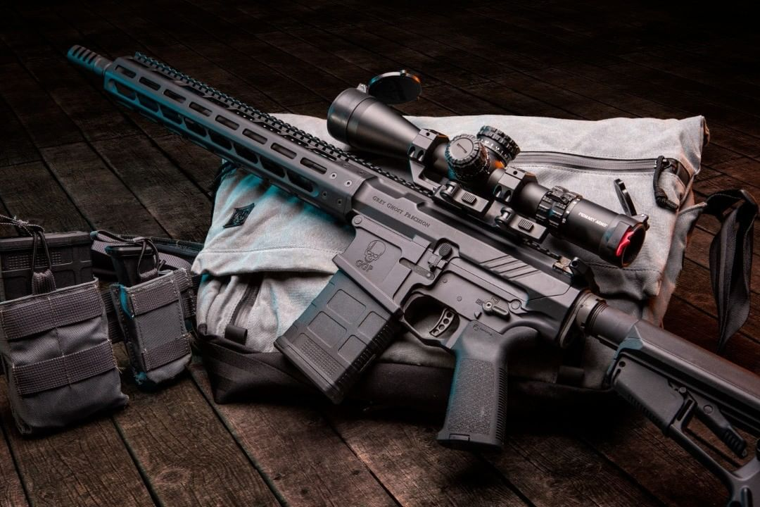 PRIMARY ARMS GOES LIVE WITH THE GLx 2.5-10x44FFP RIFLE SCOPE WITH ILLUMINATED ACSS-RAPTOR-M2
