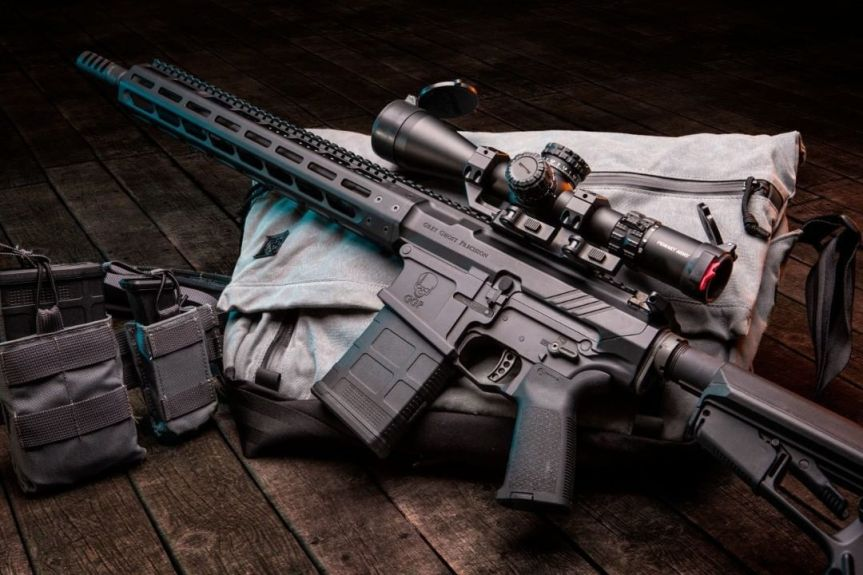 primary arms PA-GLX-2.5-10X44F-RAPTOR-5.56 610058 Primary Arms GLx 2.5-10x44FFP Rifle Scope Illuminated ACSS RAPTOR M2 1