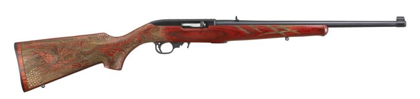 ruger 1022 talo distributor exclusive 22lr custom 1022 stock 31136 7-36676-31136-1 2