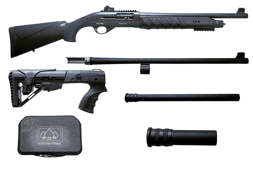 black aces tactical pro series x shotgun 12 gauge shotgun 2