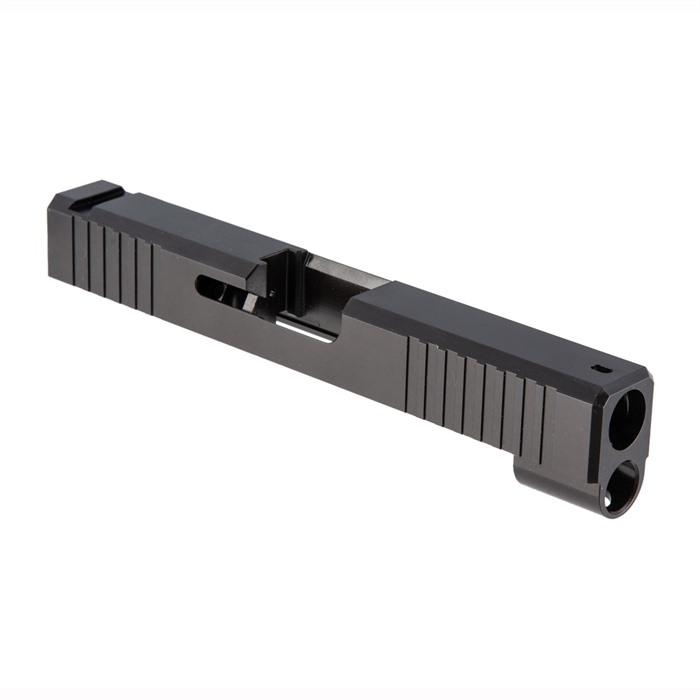 brownells glock 48 slide custom glock 48 slide work rmr cut a