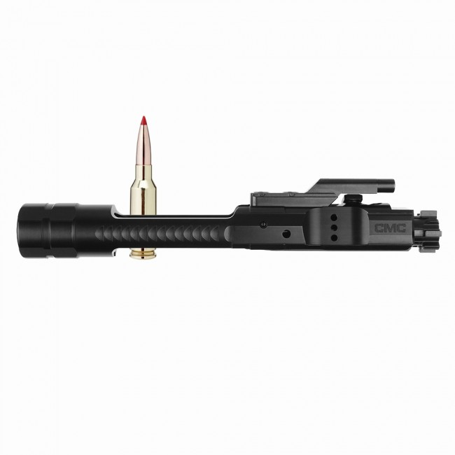 CMC TRIGGERS SHOWS SUPPORT FOR THE 6MM ARC WITH NEW SUPPRESSOR OPTIMIZED ENHANCED BOLT CARRIER GROUP