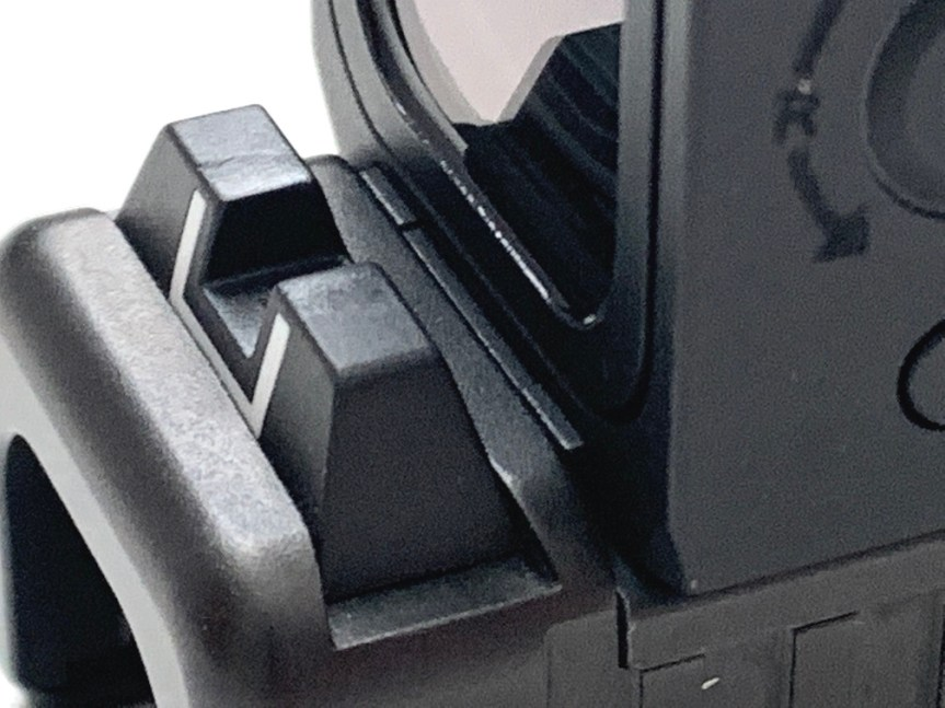 forward controls design opf-G acro aimpoint acro glock mos 4