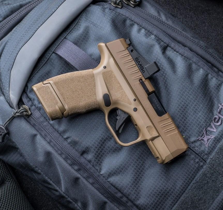 springfield armory desert fde hellcat pistol 9mm HC9319F HC9319FOSP aa