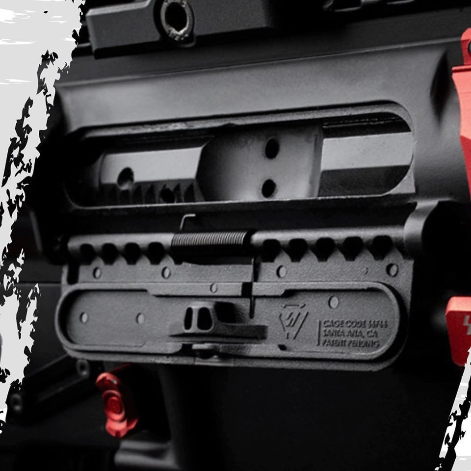 STRIKE INDUSTRIES RELEASES NEW POLYFLEX AR-15 DUST COVER
