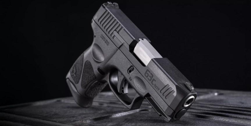 taurus g3c compact 9mm pistol slim compact pistol 10