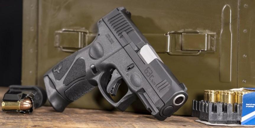 taurus g3c compact 9mm pistol slim compact pistol 7