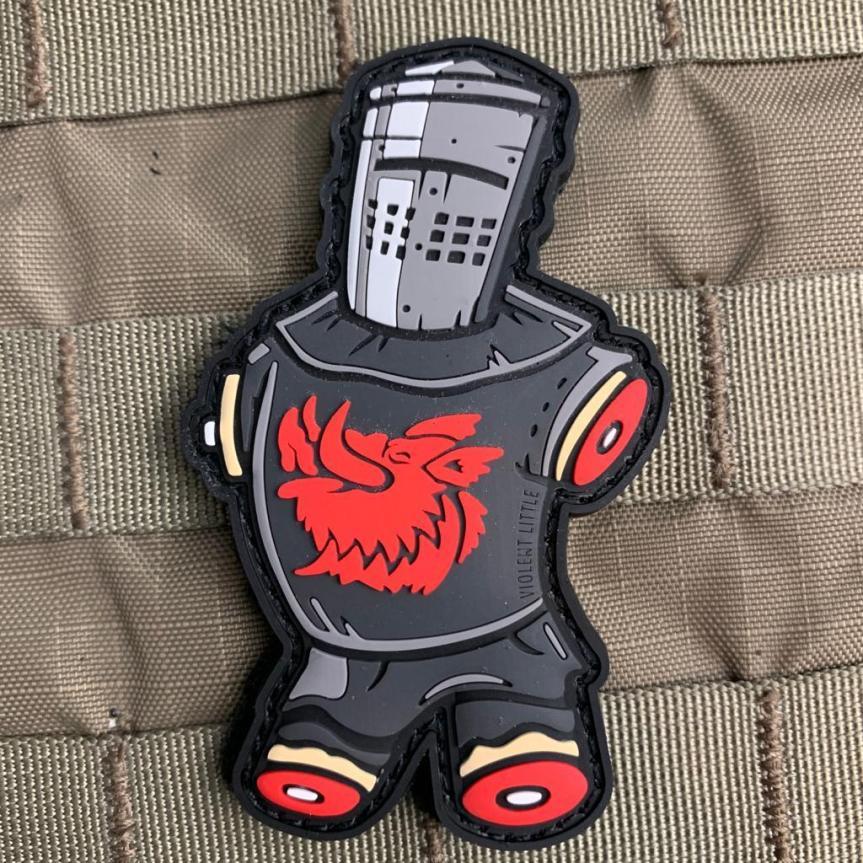 violent little machine shop black knight morale patch 1