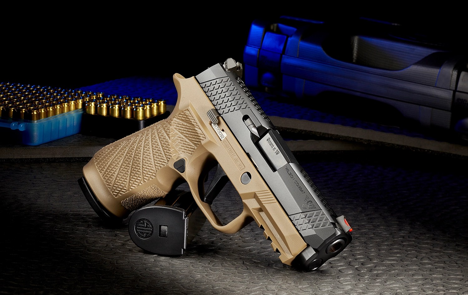 WILSON COMBAT ANNOUNCES THE WCP320 CARRY PISTOL