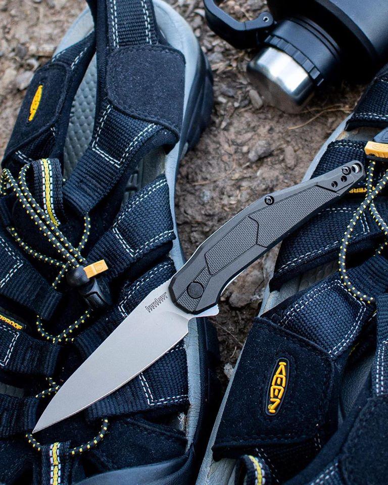 KERSHAW KNIVES DEBUTS THE LIGHTYEAR SPEAR POINT FLIPPER KNIFE