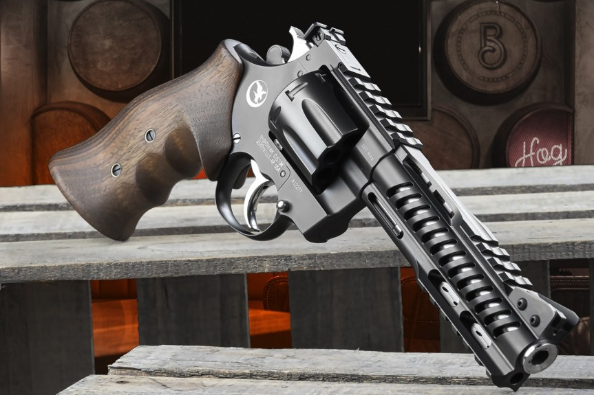 nighthawk custom korth revolvers nxs 8 shot 357 magnum 9mm wheel gun 2