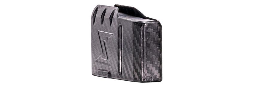 seekins precision havak carbon fiber magazines 6.5 prc long action light weigth magazines 3 round mags 2