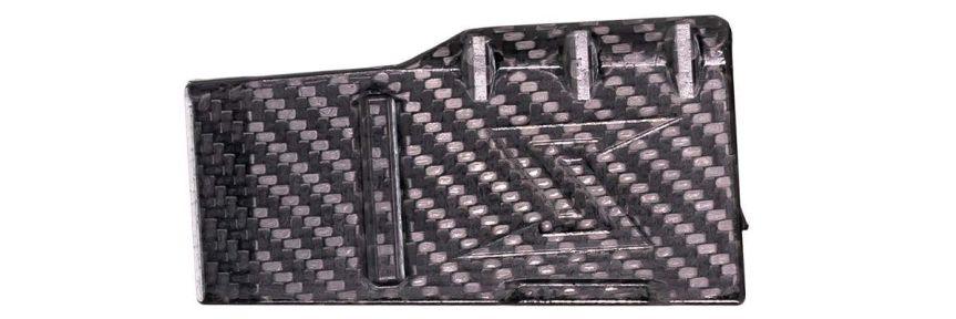 seekins precision havak carbon fiber magazines 6.5 prc long action light weigth magazines 3 round mags 3