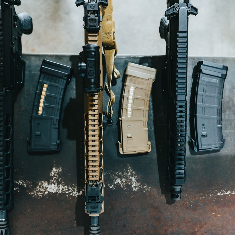 SHIELD ARMS SHOWS OFF NEW PLUS 5 MAG EXTENSIONS FOR MAGPUL PMAGS