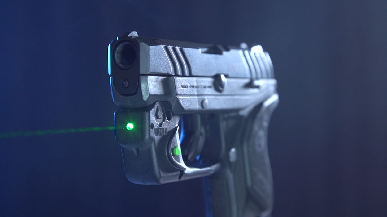 VIRIDIAN WEAPON TECHNOLOGIES DEBUTS NEW GREEN E SERIES LASER FOR RUGER