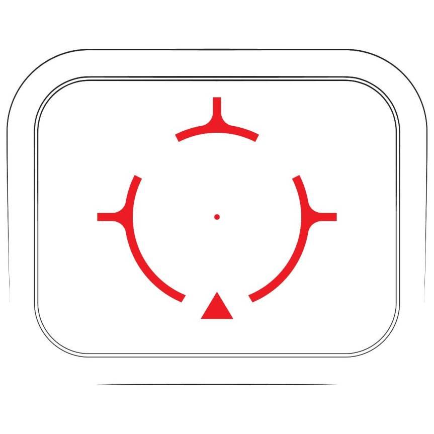 vortex optics amg uh-1 gen ii holographic weapon sight 6