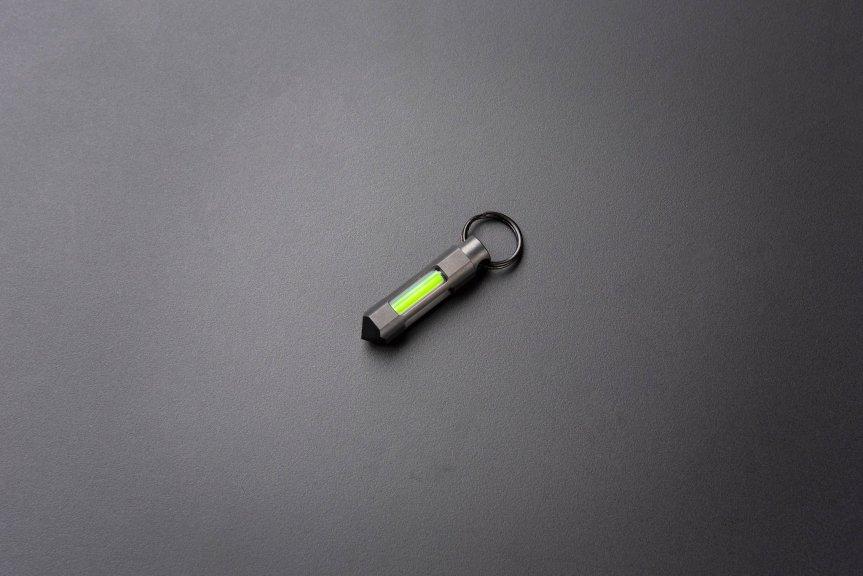 glow rhino tritium fob glowing keychain edc gear 3