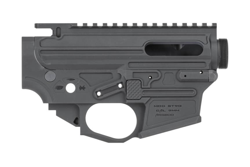 spikes tactical ar-9 9mm pistol caliber carbine ar-15 9mm 5