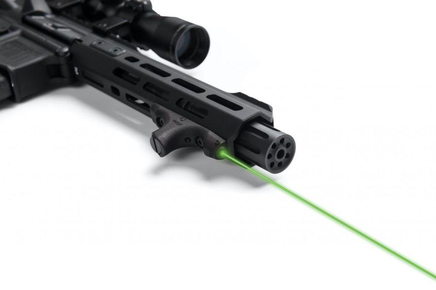viridian weapon technologies hs1 laser handstop mlok handstop laser green beem