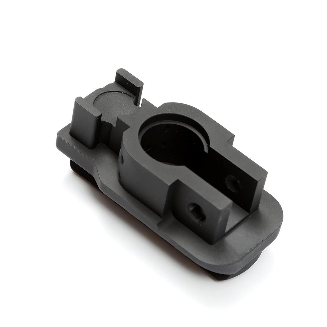 dan haga designs b t apc 1913 endcap bruger thomet apc 9mm sig stock