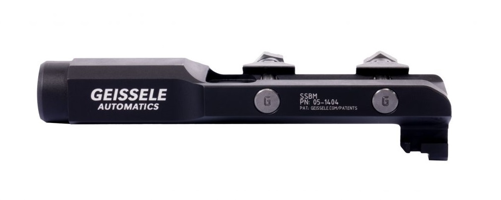 geissele automatics super stabby bayonet mount ssbm knife