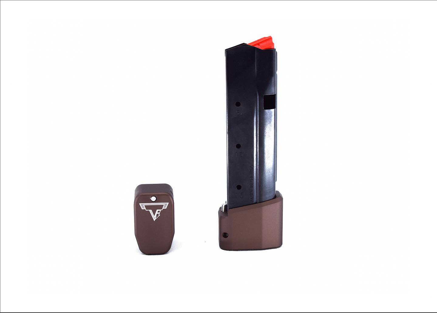 taran tactical innovations shield arms glock 48 double stack magazines extension shield mags