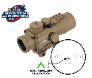 primary arms slx gen iii prism scope fde optic red dot rifle red dot