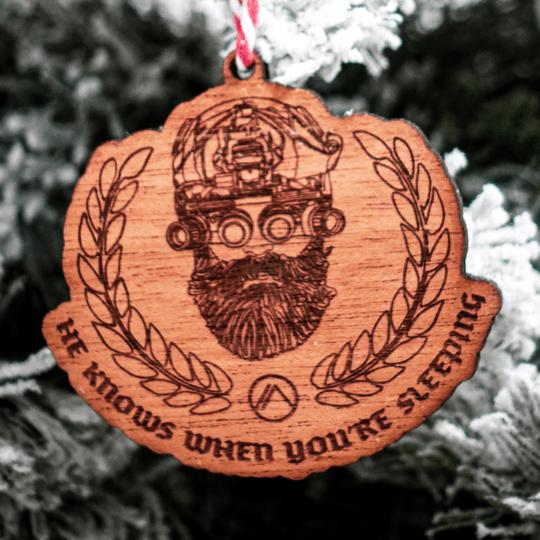 projekt monark christmas ornaments knox knight