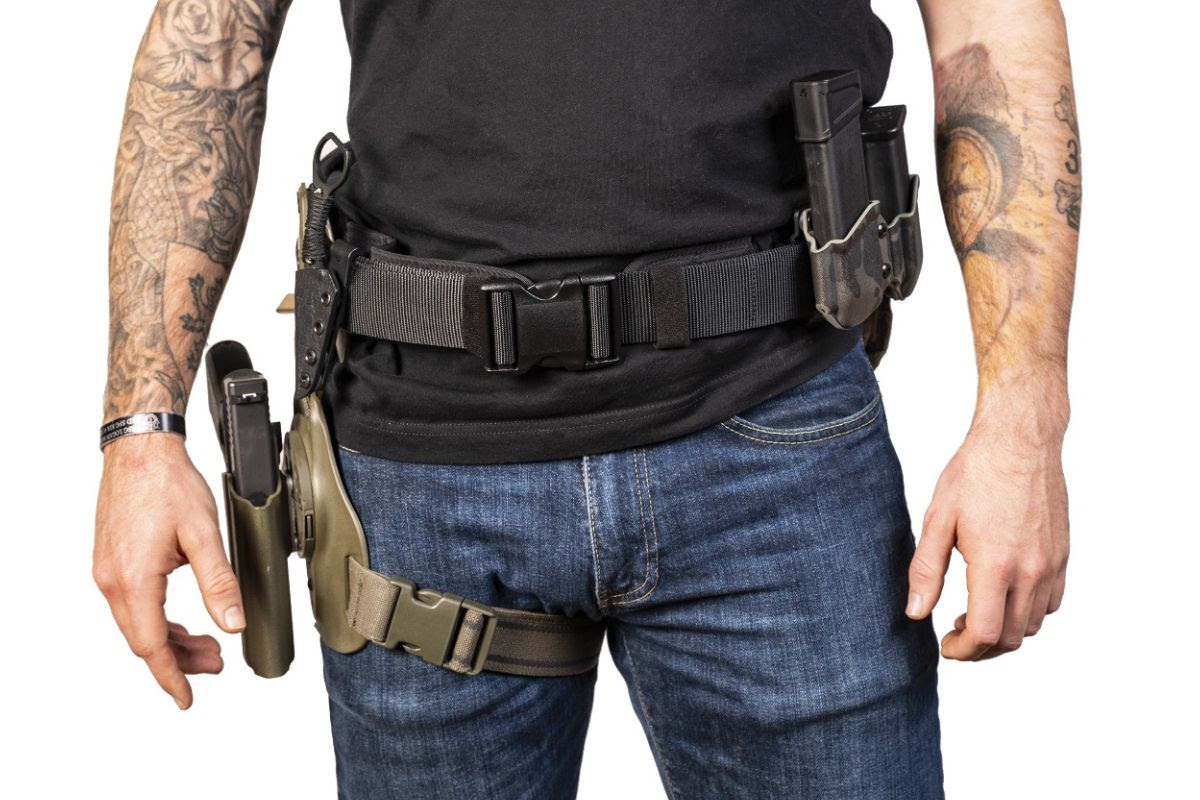STRIKE INDUSTRIES EXPANDS ON COLBY BELTS