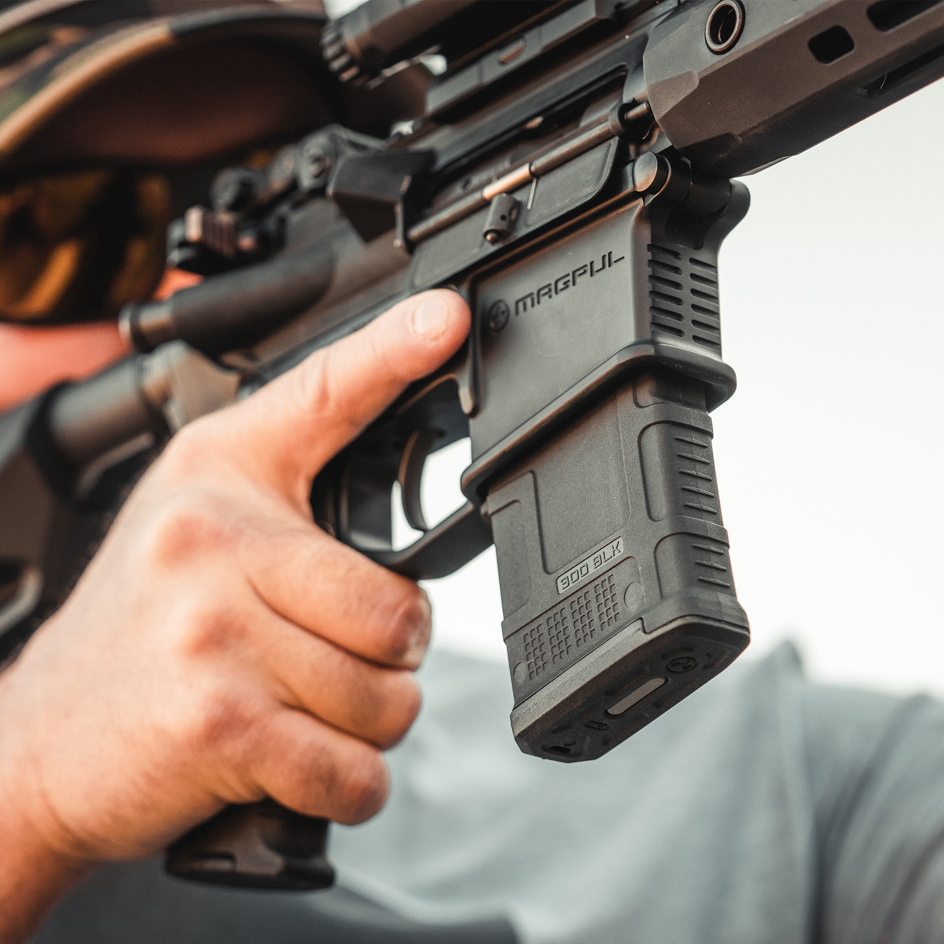 MAGPUL INDUSTRIES SHOWS OFF NEW PMAG 20 AR300 B GEN M3 MAGAZINE