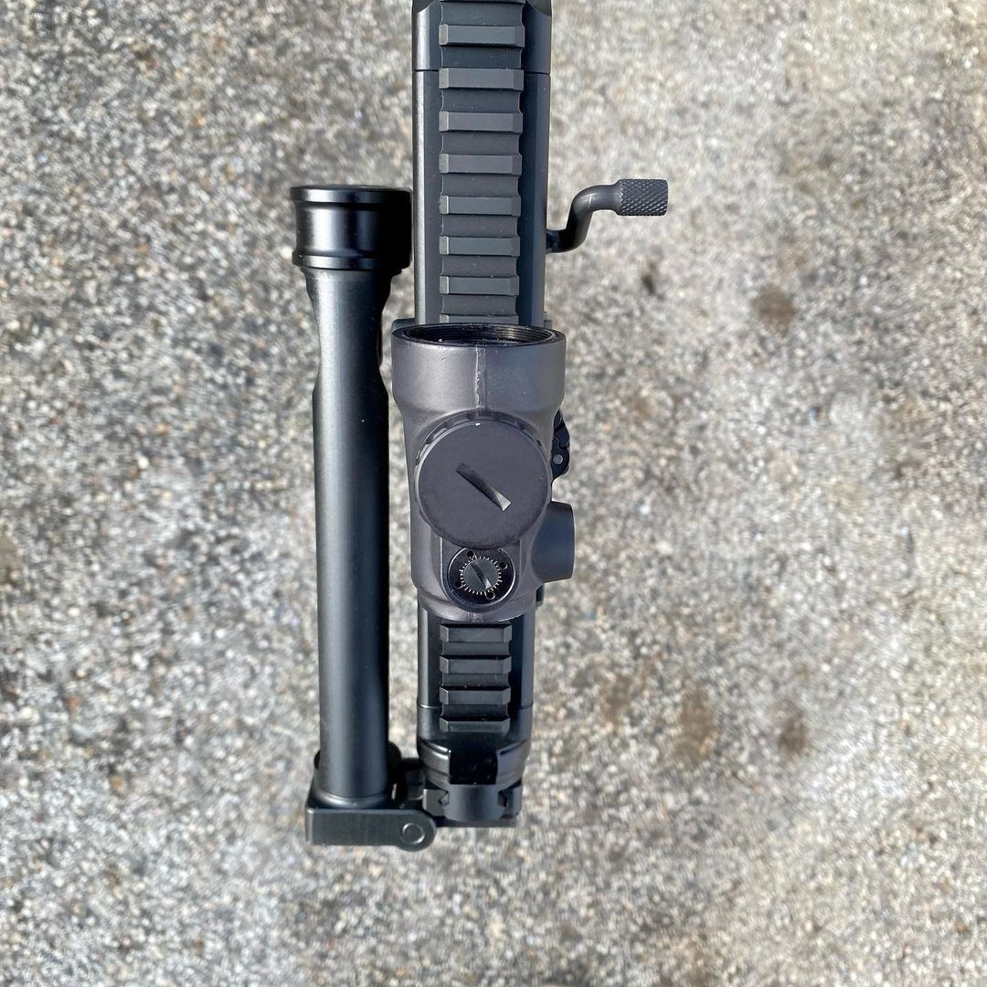 midwest industries picatinny stock adapter folding stock adapter for arm brace