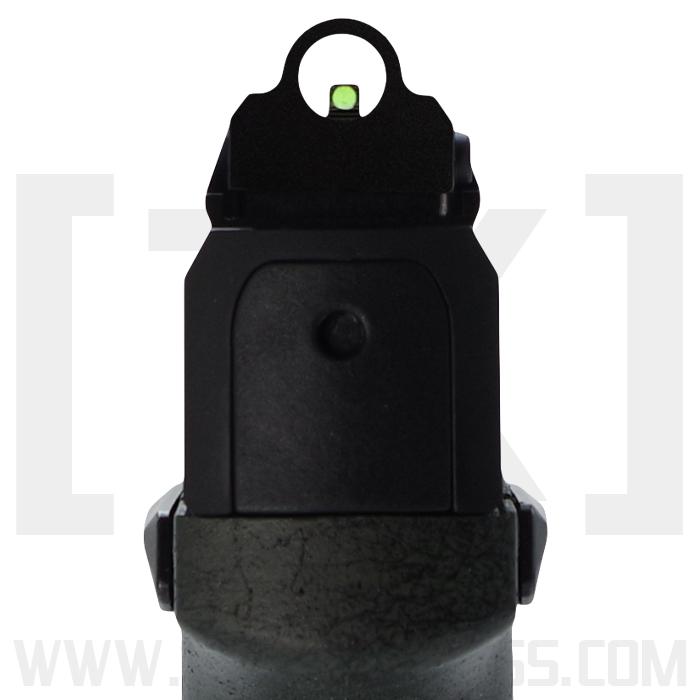 tandemkross taurustx 22 adjustable rear sight eagle eye sights 22lr