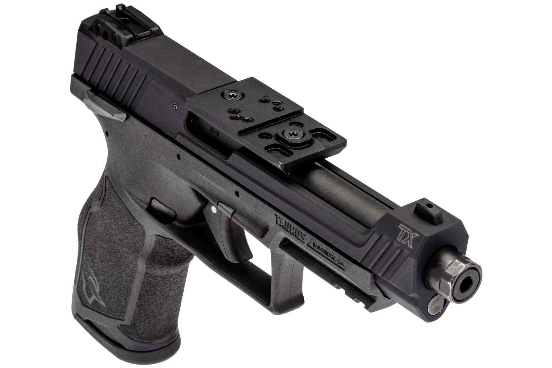 taurus tx22 22lr rimfire tx 22 competition model race gun