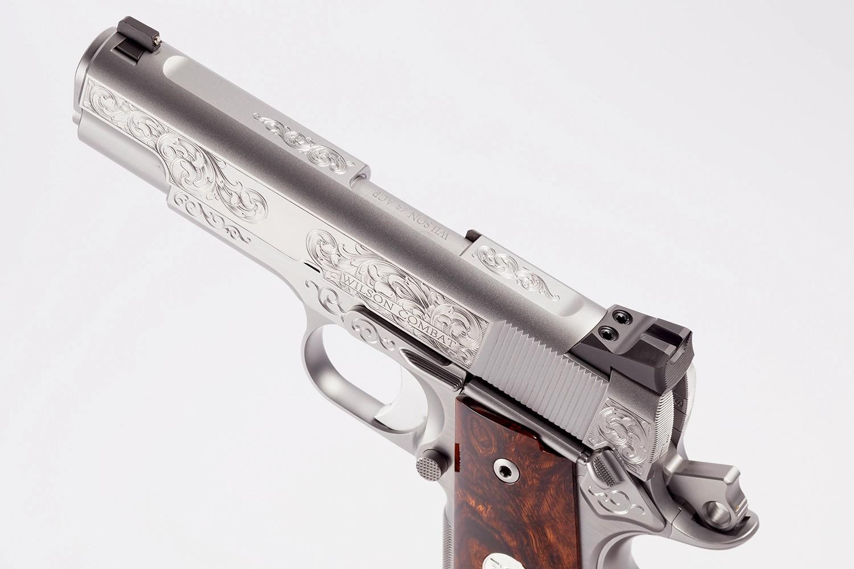 wilson combat limited ten series 4 1911 custom Layne Zuelke