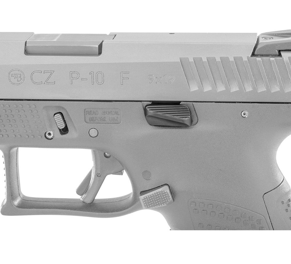 APEX TACTICAL EXPAND SUPPORT FOR CZ WITH NEW ENHANCED SLIDE RELEASE FOR THE P-10