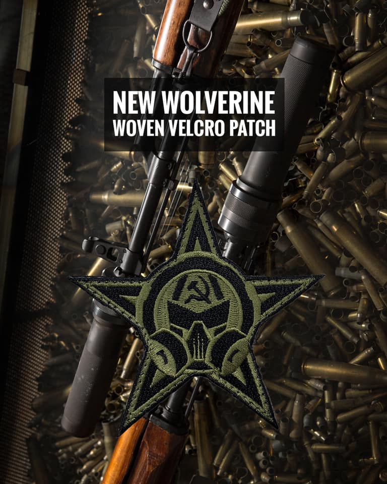DEAD AIR SILENCERS RELEASES NEW WOLVERINE MORALE PATCH