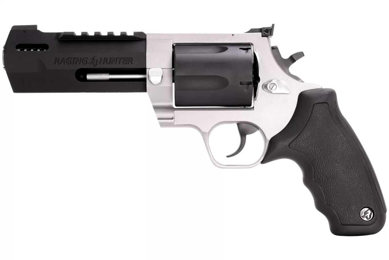 taurus usa 460 sw magnum hunting revolver big bore