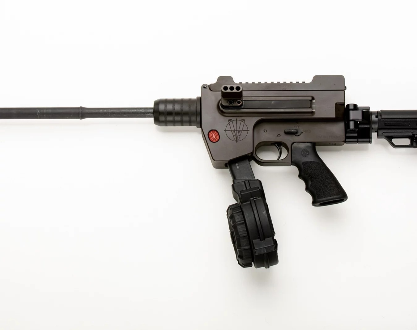 vigilance rifles model 20 9mm submachine gun pistol caliber carbine ar-15 trigger