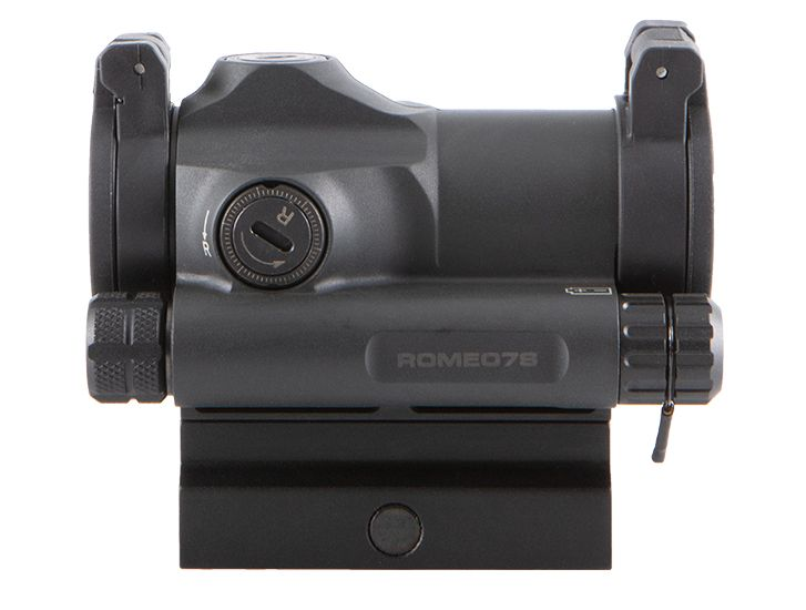 sig sauer romeo7s 1x22mm red dot rifle site green dot night vision red dot