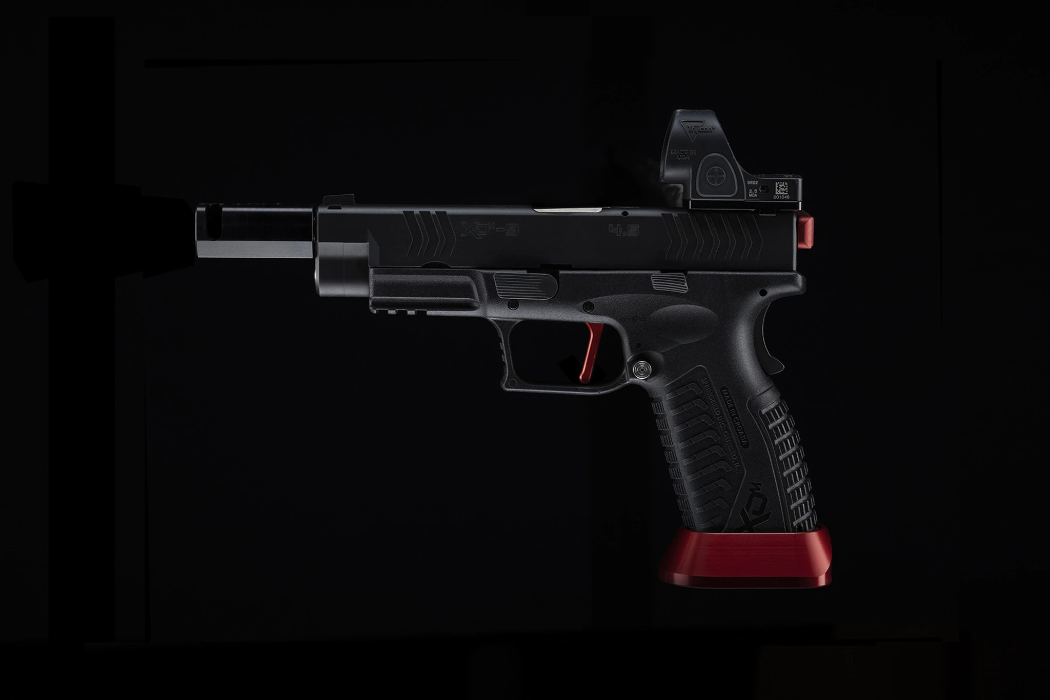 SPRINGER PRECISION EXPANDS SUPPORT FOR SPRINGFIELD ARMORY WITH NEW FLAT TRIGGER