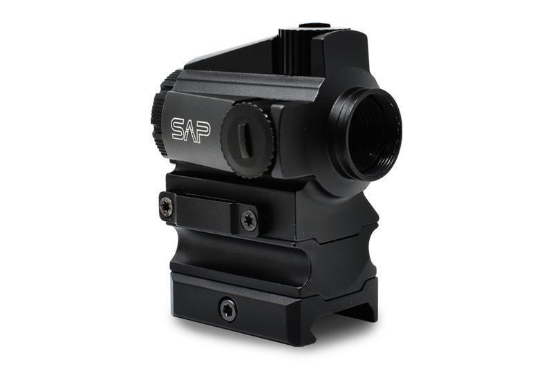 atibal sap s.a.p. micro prism red dot scope