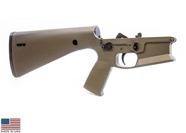 ke arms kp-15 polymer ar15 lower receiver ar-15
