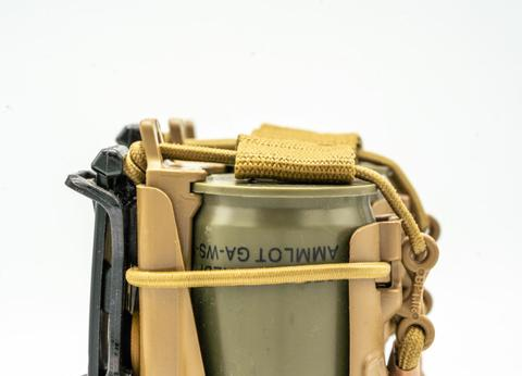 re factor tactical 40mm grenade pouch chest rig 37mm grenade holder
