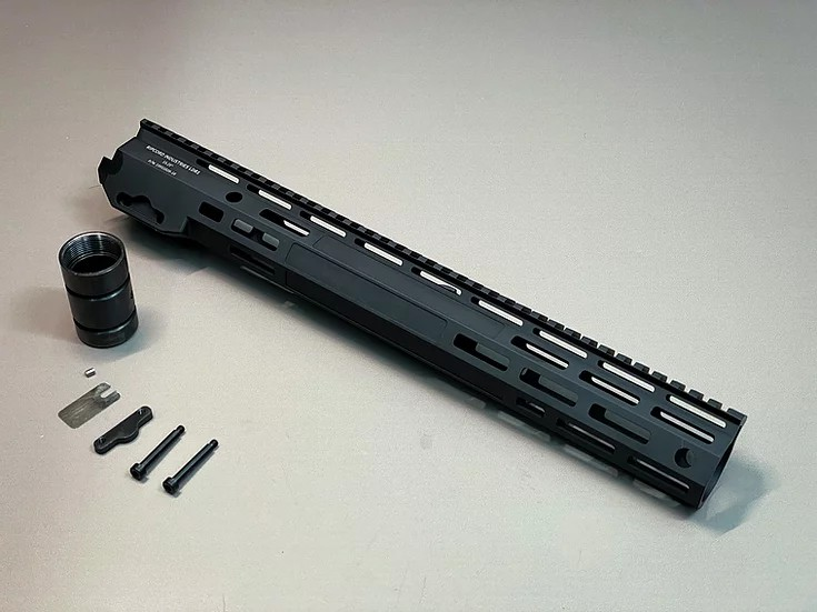 ripcord industries lrdr1 rail mlok ar-15 ar15 m4 rigid handguard