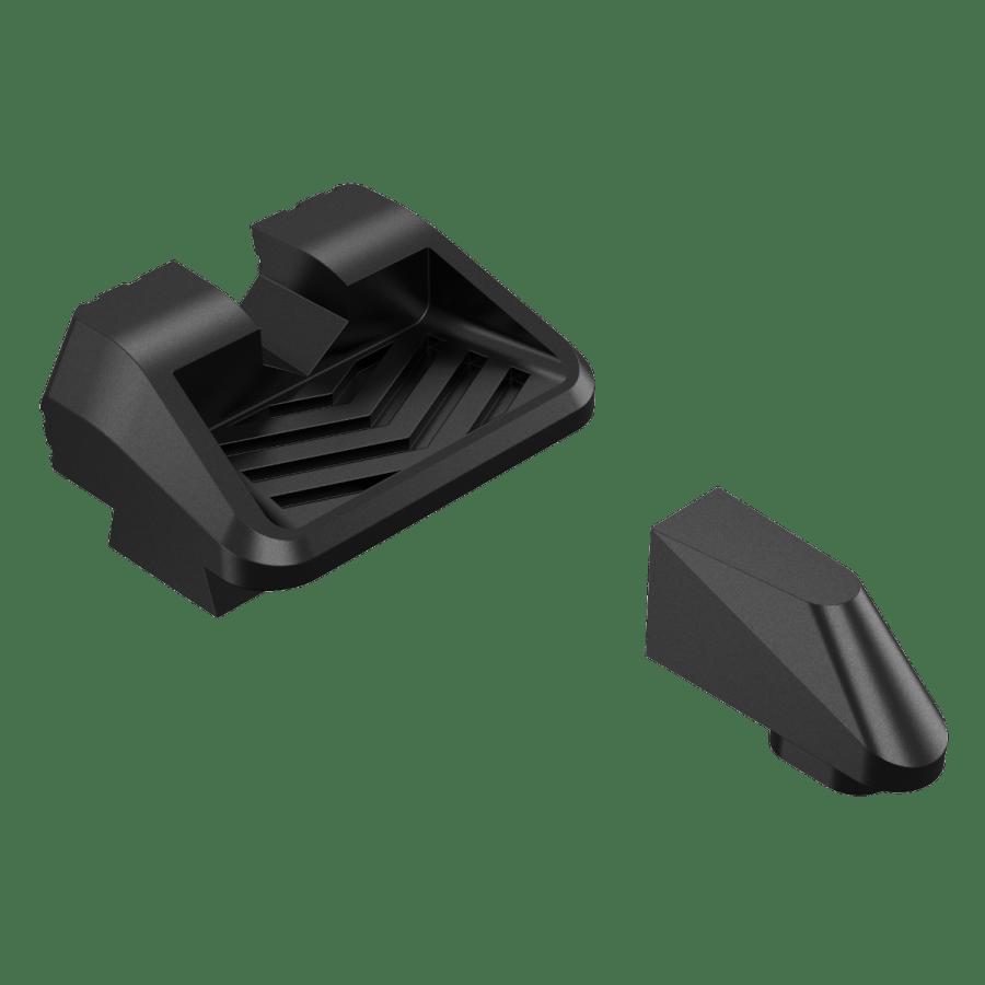 tyrant designs cnc glock sights iron sights