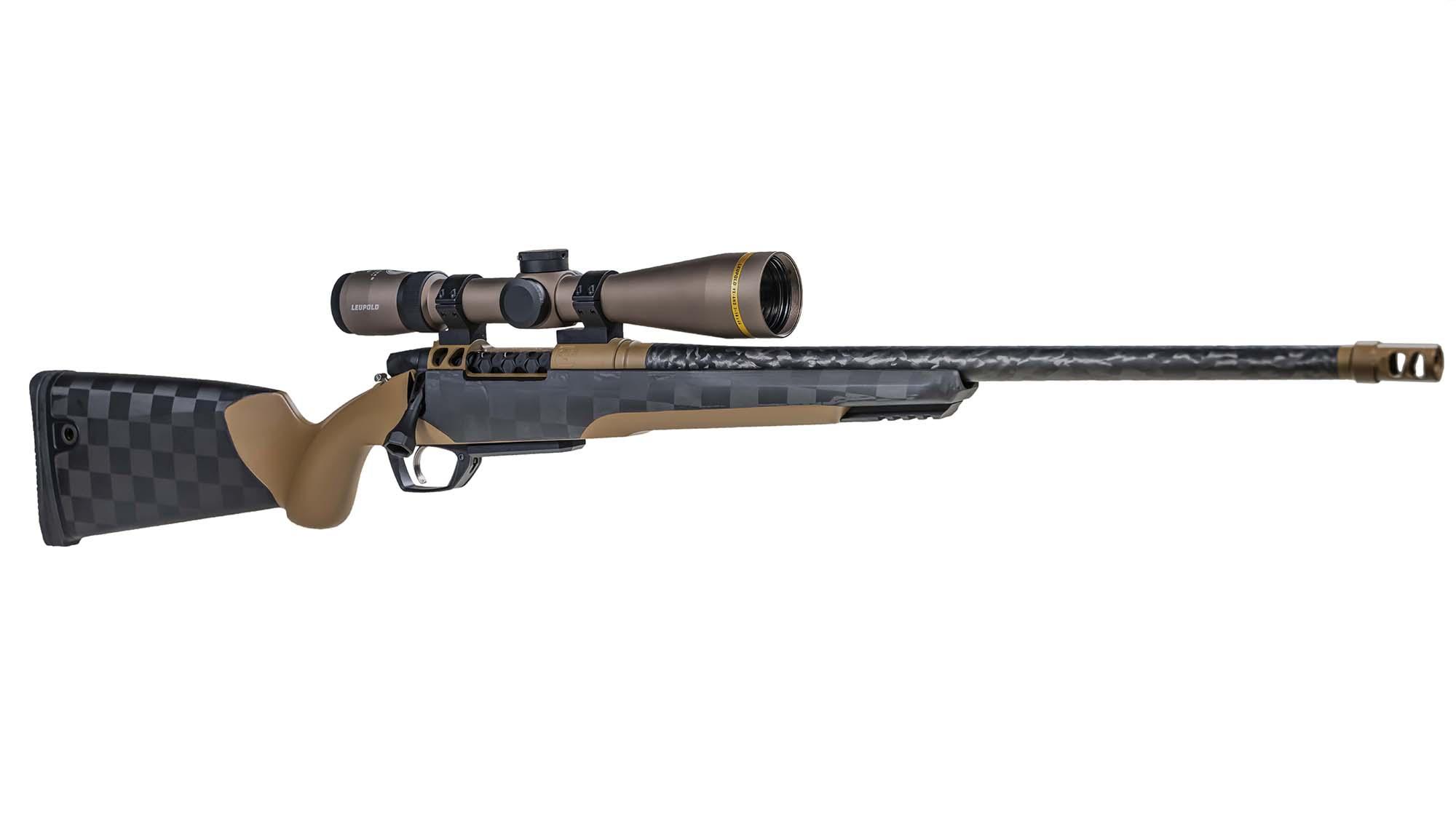 gunwerks skunkwerks the cut rifle system 7 saum 6.5 prc precision rifle